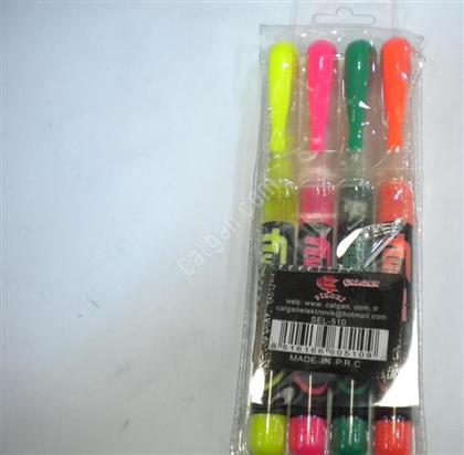 Fosforlu kalem 4 lü ,Toptan Satış