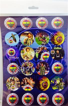 Takım stickerleri fb sticker ,Toptan Satış