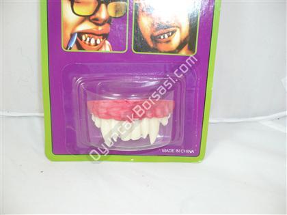 Vampir Dişi Şaka Malzemesi ,Toptan Satış