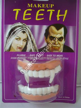 Vampir Dişi Alt ve Üst Takım ,Toptan Satış