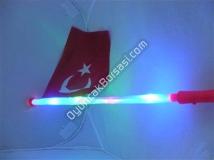 Işıklı bayrak ışıklı oyuncak ,Toptan Satış