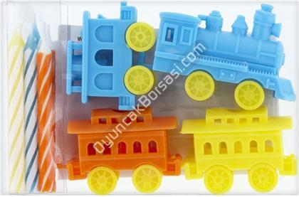 Doğum günü mumu tren model ,Toptan Satış