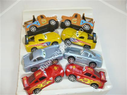 8 li araba set oyuncağı çek bırak model ,Toptan Satış
