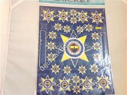 Taraftar sticker fb a4 sticker ,Toptan Satış
