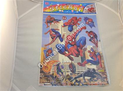 A4 sticker örümcek ,Toptan Satış