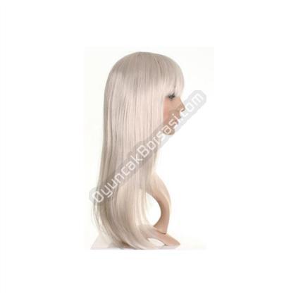 Takma peruk beyaz renk ,Toptan Satış