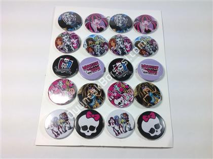 Monster High rozeti ,Toptan Satış
