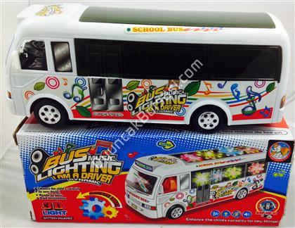 3 boyutlu ışıklı gangam müzikli oyuncak otobüs ,Toptan Satış