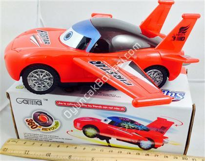 3 boyutlu ışıklı 180 dönebilen oyuncak araba ,Toptan Satış