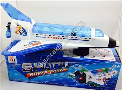 Işıklı uzay mekiği oyuncağı ,Toptan Satış