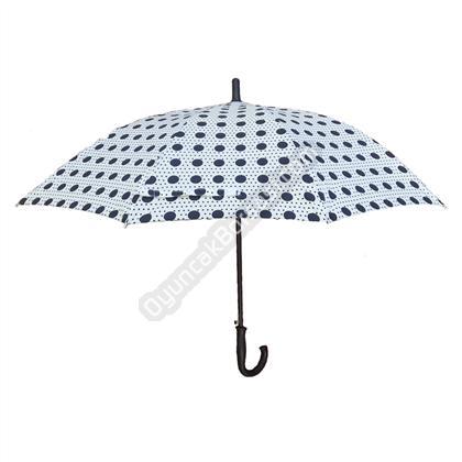Puantiyeli Toptan baston şemsiye ,Toptan Satış