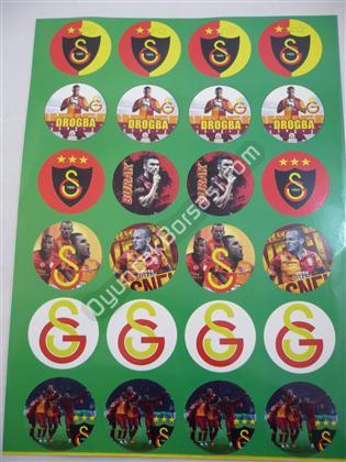 Toptan Sticker Gs Model 2 ,Toptan Satış
