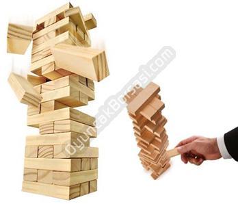 Ahşap Kule Denge Oyunu ,Toptan Satış