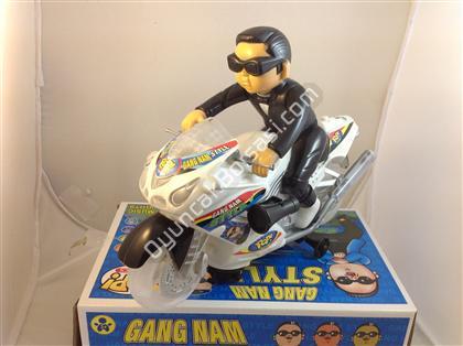 Gangam stiyle şarkısı söyleyen motosiklet ,Toptan Satış