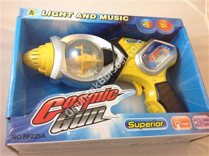 Toptan oyuncak tabanca sesli Lazerli kod rf225a ,Toptan Sat��