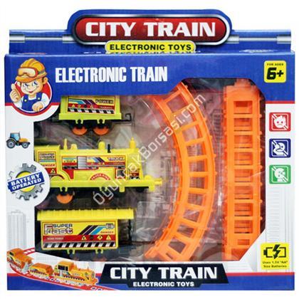 Toptan Oyuncak Pilli Raylı Tren ,Toptan Satış