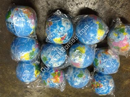Dünya şeklinde stres topu ,Toptan Satış