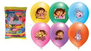 kaşif dora baskılı balon toptan balon ,Toptan Satış