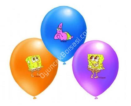 sünger bob baskılı balon toptan balon ,Toptan Satış