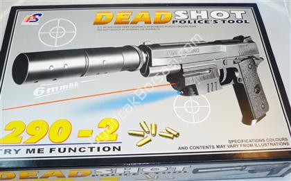 Boncuk atan silah Lazerli susturuculu ,Toptan Satış