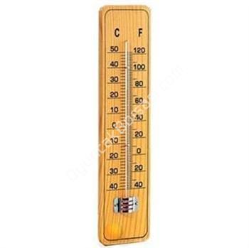Toptan termometre 14 cm ahşap ,Toptan Satış