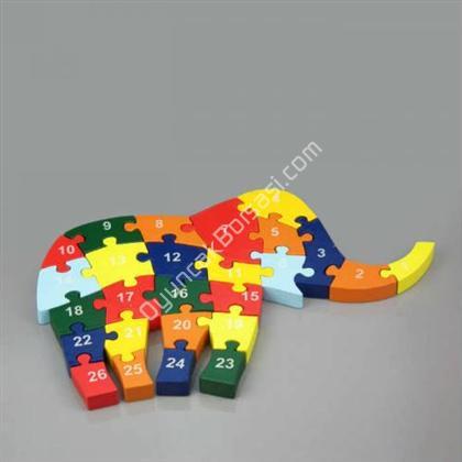 Ahşap oyuncaklar sayılı hayvanlar ,Toptan Satış