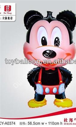 Miki fare erkek Folyo balon büyük model cy-a0374 ,Toptan Satış