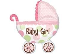 Toptan folyo balon bebek arabası model orta boy ,Toptan Satış
