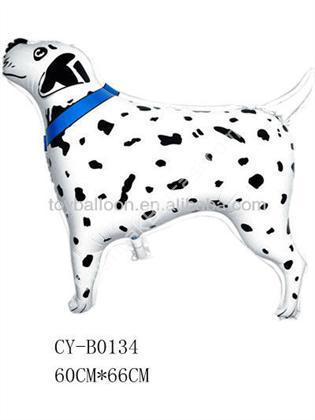 köpek şeklinde folyo balon CY-B0134 ,Toptan Satış