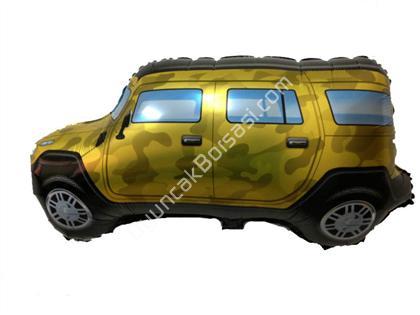 jeep model folyo balon ,Toptan Sat��