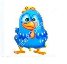 galinha pintadinha folyo balon ,Toptan Satış