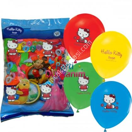 hello kitty baskılı balon ,Toptan Satış
