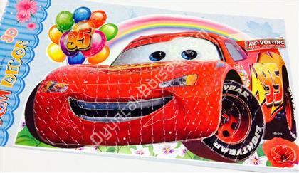 arabalar model 3 boyutlu sticker ,Toptan Satış