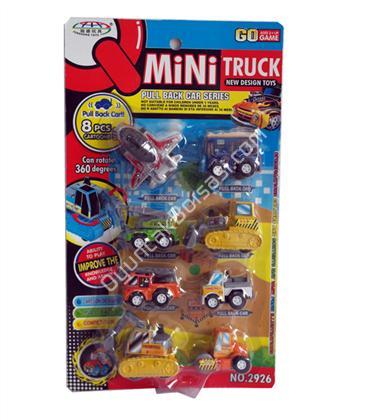 toptan oyuncak mini 6 lı inşaat arabaları ,Toptan Satış