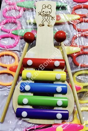 Zeka oyuncakları Renkli Ksilefon ,Toptan Satış