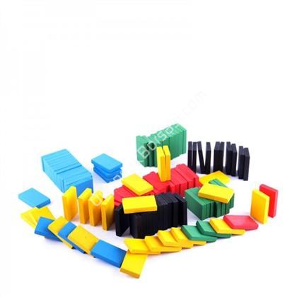 Zeka oyuncakları 540 Parça Domino Oyunu ,Toptan Satış