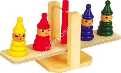 ahşap zeka oyuncağı Ahşap Geçmeli Denge Oyunu ,Toptan Satış