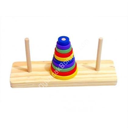 toptan ahşap zeka oyuncakları hanoi kulesi ,Toptan Satış