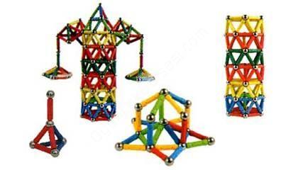 37 Parça Manyetik Lego ,Toptan Satış