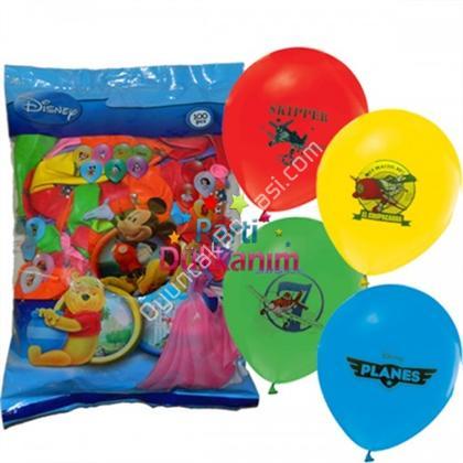 uçaklar baskılı balon ,Toptan Satış