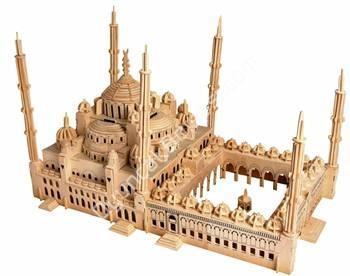 toptan ahşap puzzle Sultan Ahmet Camii ,Toptan Satış