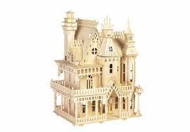 toptan ahşap puzzle büyük villa ,Toptan Satış