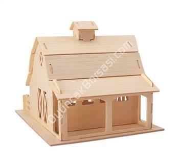 çiftlik evi toptan ahşap puzzle ,Toptan Satış