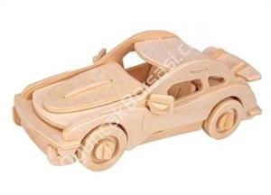 Porsche model toptan ahşap puzzle küçük ,Toptan Satış