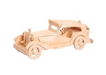 toptan ahşap puzzle klasik araba ,Toptan Satış