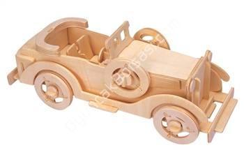 toptan ahşap yapboz Klasik Araba 2 ,Toptan Satış