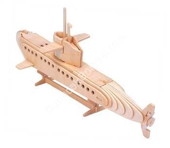 ahşap puzzle Denizaltı ,Toptan Satış