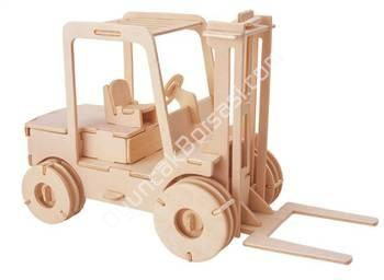 ahşap puzzle Forklift ,Toptan Satış
