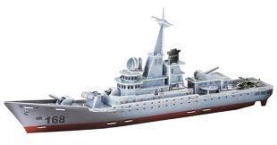 3D Savaş Gemisi karton modeli ,Toptan Satış