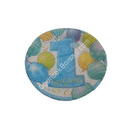 toptan parti tabağı 1 yaş erkek ,Toptan Satış